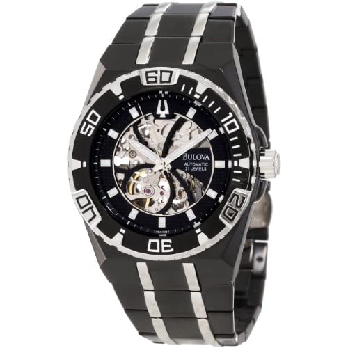 Bulova Men's BVA Series Watch Model: 98A108