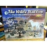 The White Stallion; The Elegant White Stallion of the Walla Walla Tribe, Sandra Stredwick