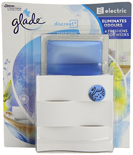 glade-discreet-electric-holder-clean-linen-8-g-pack-of-4
