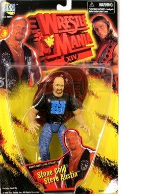 WWF Wrestle Mania XIV - Stone Cold Steve Austin - 1