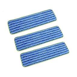 Starfiber Star Mop Pro Microfiber Super Scrub Pad (3 Pack)