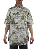 Tommy Bahama Mens Button Down Short Sleeve Cotton Camp Shirt
