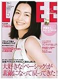 LEE (リー) 2008年 05月号 [雑誌]