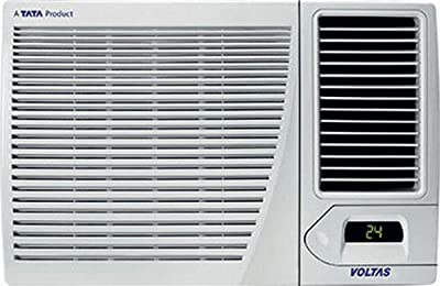 Voltas 1.5T183CYA Window AC (1.5 Ton, 3 Star Rating, White)
