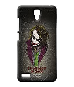 Agent of Chaos - Sublime Case for Xiaomi Redmi Note 4G