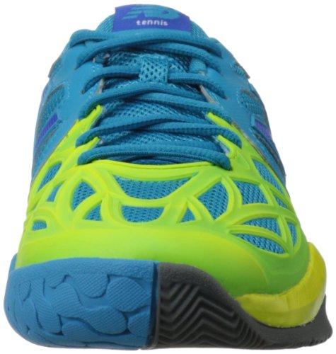 888098094657 - New Balance Women's WC996 Tennis Shoe,Blue,11 B US carousel main 3