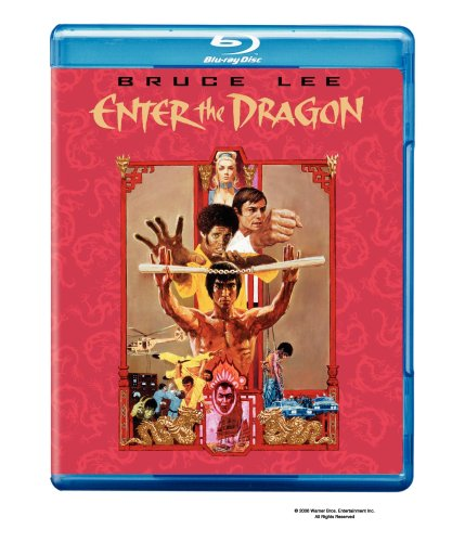 Cover art for  Enter the Dragon [Blu-ray]