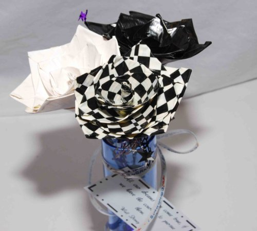 Graduation Gift - Flower Bouquet - Party Decoration - Table Centerpiece