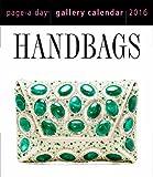 Handbags 2016 Gallery Calendar