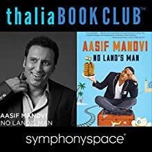 Thalia Book Club: No Land's Man  by Aasif Mandvi Narrated by Dean Obeidallah