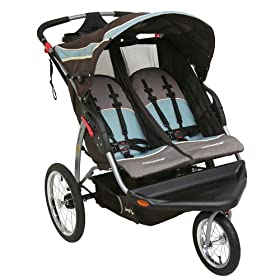 Baby Trend Expedition Double Jogging Stroller, Skylar