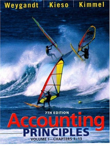 Accounting Principles, Chapters 1-13 (Volume I) front-16494