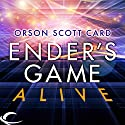 Ender's Game Alive: The Full Cast Audioplay  by Orson Scott Card Narrated by  Full Cast Recording