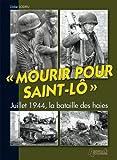 Mourir pour Saint-Lo