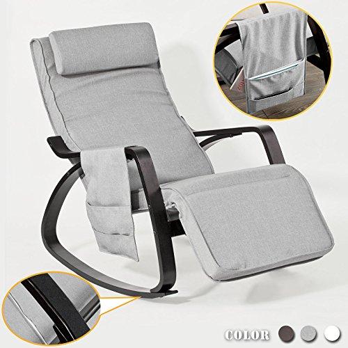Prix des rocking chair 3 for Chaise bercante pour allaiter