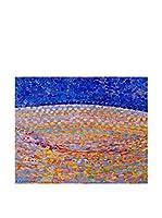 Especial Arte Lienzo Rose Garden - Klee Paul Multicolor
