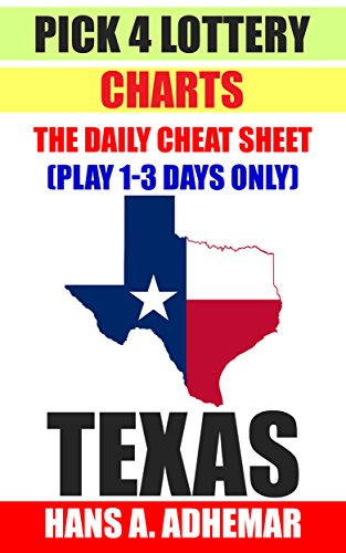 how to win pick 3 lottery in texas