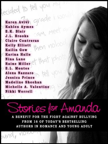 Stories for Amanda by Amanda Todd Legacy Society