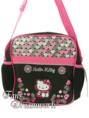 Sanrio Hello Kitty Lunch Bag (Messenger Style) Kitty Bag
