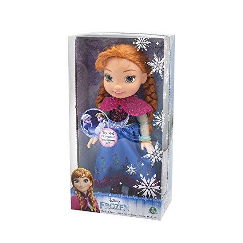 Giochi Preziosi Frozen - Bambola Interattiva Anna con Canzone