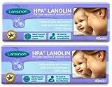 Lansinoh HPA Lanolin Cream 40ml (80 ml)