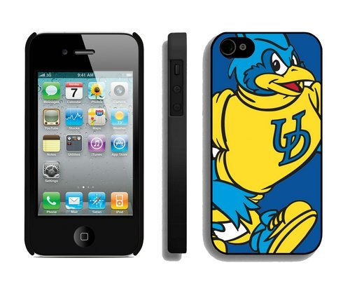 Delaware Fightin Blue Hens Customized iPhone 4 4S Case 37110