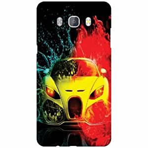Printland Phone Cover For Samsung J7 new edition 2016