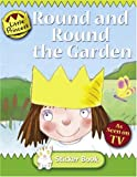 Tony Ross Little Princess Sticker Book: Round and Round the Garden