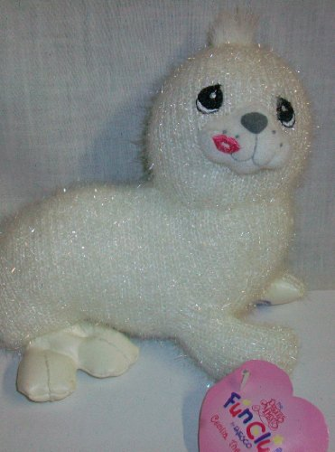 Precious Moments Fun Club by Enesco Cecilia the Seal Plush Toy - 1