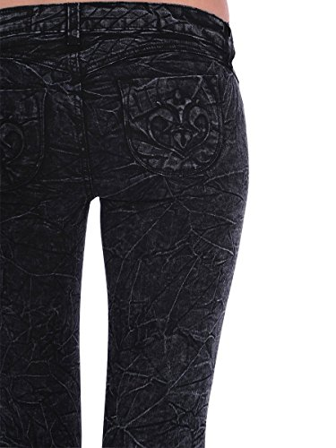 Siwy Women's Hannah Slim Crop Jean In Out Of Print, Out of Print, 25