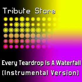 Coldplay - Every Teardrop Is A Waterfall (Instrumental Version)
