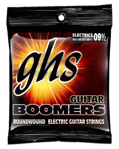 Ghs Strings Electric Guitar Boomer Set (9 1/2, Nickel Steel)