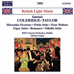 Coleridge-taylor - Orchestral Works by Marco Polo