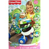 FISHER-PRICE 5-in-1 Doll Strollerby ANIMALS