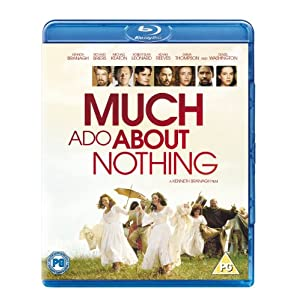 Much Ado About Nothing [Blu-ray] [Import anglais]