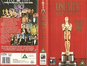 Oscar's Greatest Moments 1971-1991 [VHS]