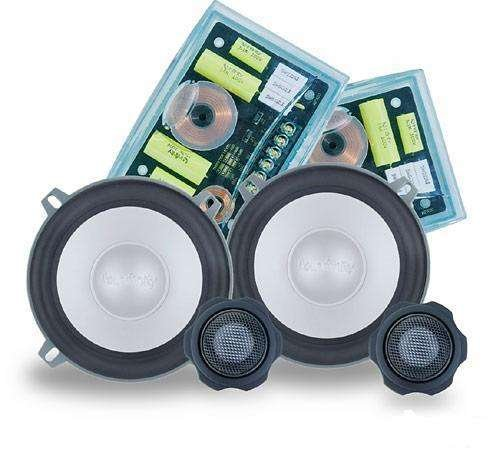 """Infinity Kappa Perfect 5.1 5-1/4"""" Component Speaker System"""