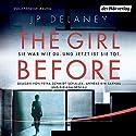 The Girl Before: Sie war wie du. Und jetzt ist sie tot. Hörbuch von J. P. Delaney Gesprochen von: Petra Schmidt-Schaller, Anneke Kim Sarnau, Bibiana Beglau