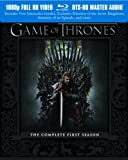 51r8n8Zp5XL. SL160  Game of Thrones: The Complete First Season [Blu ray]