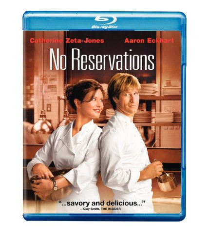 Cover art for  No Reservations [Blu-ray]