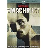 The Machinist ~ Christian Bale