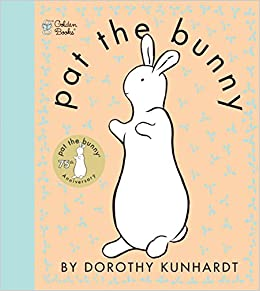 Amazon.com: Pat the Bunny (Touch and Feel Book
