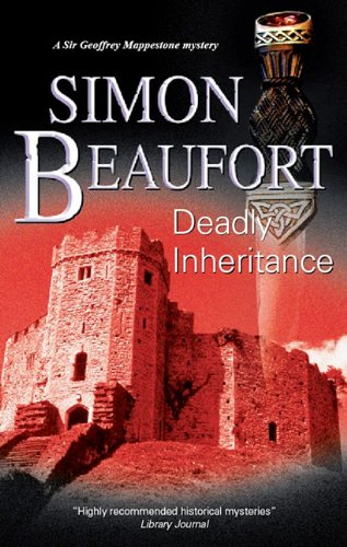 Deadly Inheritance (Sir Geoffrey Mappestone Mysteries)