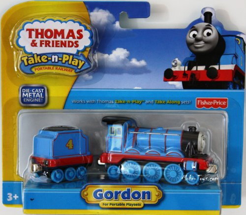 51r8vbPJK7L Cheap Buy  Thomas The Train: Take n Play Gordon Medium Large Sized Engine