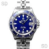 [チュードル]TUDOR腕時計 サブマリーナー ブルー/ブルーベゼル Ref:75190 メンズ [中古] [並行輸入品]