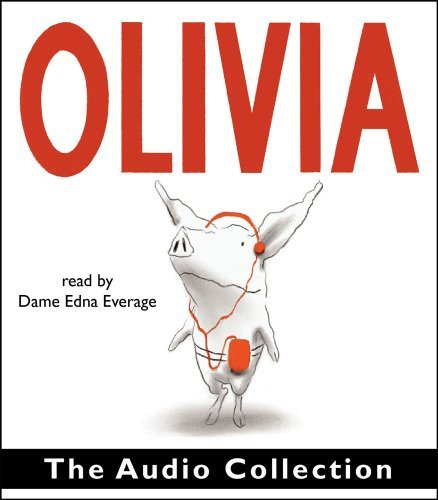 The Olivia Audio Collection by Ian Falconer (2009-01-06)