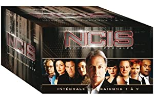 NCIS - Staffeln 1-9 [DVD] EU Import / Alle Staffeln mit deutschem Originalton. Navy CIS
