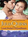 The Lost Duke of Wyndham (0061578886) by Quinn, Julia