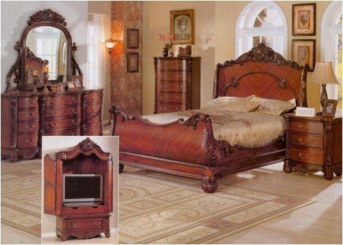 Devonshire King Size Seven Piece Bed Set