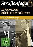 Straßenfeger 16 - Zu viele Köche/Rebellion der Verlorenen [4 DVDs] title=